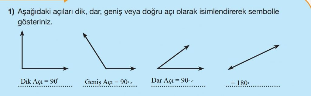 5. Sınıf Matematik Ders Kitabı Çözümleri ve Cevapları Sayfa 212-1 MEB Yayınları