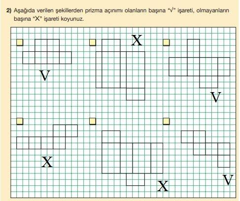 5. Sınıf Matematik Ders Kitabı Çözümleri ve Cevapları Sayfa 313-2 MEB Yayınları