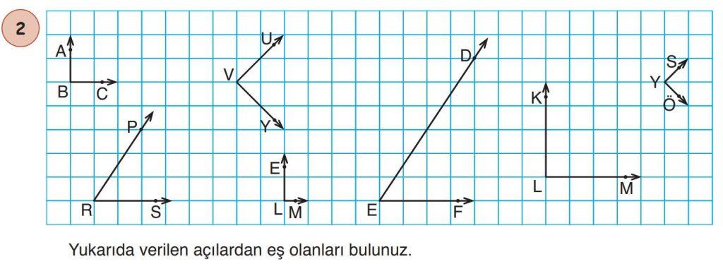 6. Sınıf Matematik Ders Kitabı Çözümleri ve Cevapları Sayfa 235-2 Öğün Yayınları