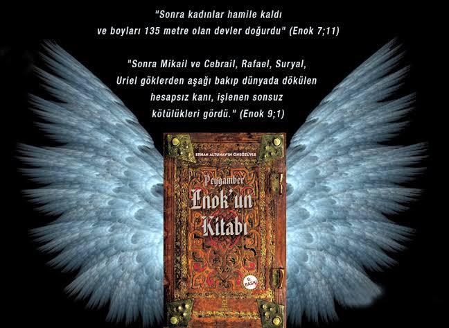 Peygamber Enok'un Kitabı Çözümleri ve Cevapları Hermes Yayınları