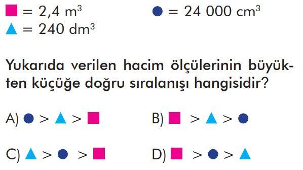 6. Sınıf Matematik Ders Kitabı Çözümleri ve Cevapları Sayfa 217-7 MEB Yayınları