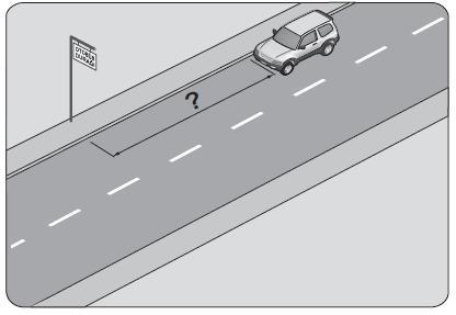 Şekildeki araç sürücüsü, kamu hizmeti yapan yolcu taşıtı durağının en az kaç metre mesafe dışına aracını park edebilir