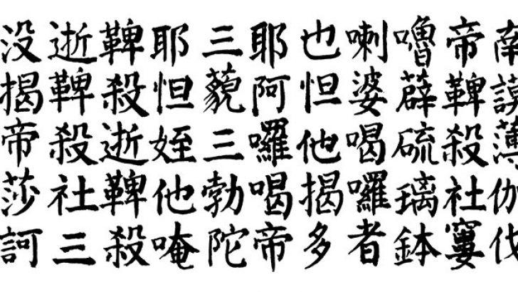 Çin'in Dilleri